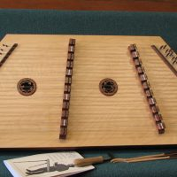 2 1/2 octave Dusty Strings Hammered Dulcimer