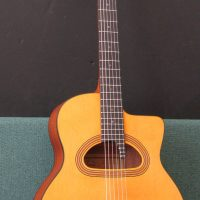Gypsy Jazz D-hole (grande bouche) Macaferri GJ-15