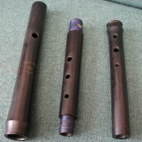 Casey Burns Blackwood Folk Flutes