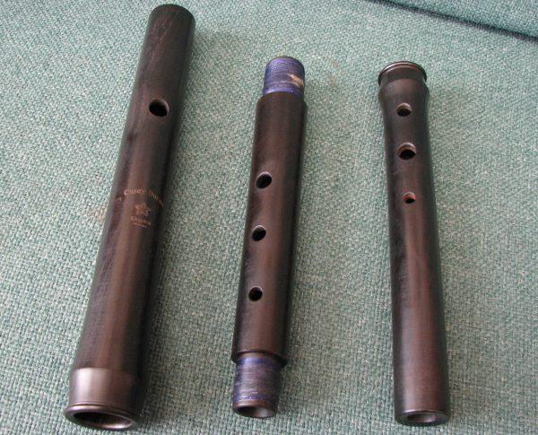 Casey Burns Blackwood Folk Flutes