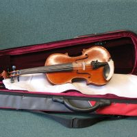 1/4 Lichmere 'hole in the heart' Violin to Viola conversion