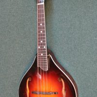 Eastman 505A in Classic Sunburst