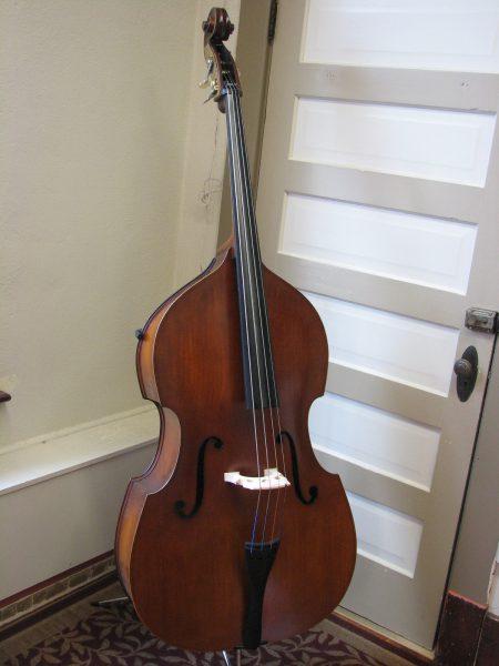 Plywood Dbl Bass