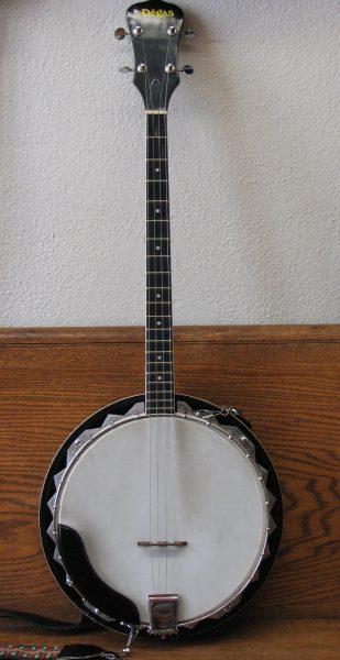 Degas T/P Banjo