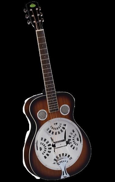 Regal Resonator Guitar from Saga Music