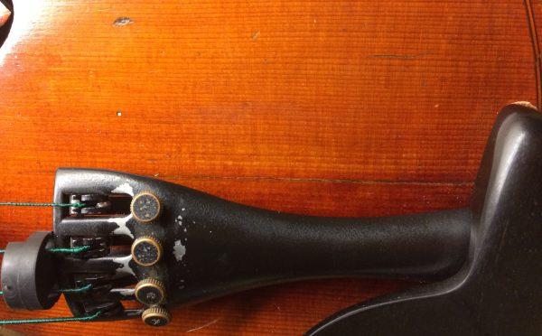 Violin Crack Repair