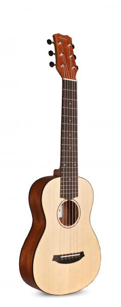 New size mini guitar from Cordoba