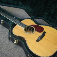 Gorgeous Morgan Acoustic Steel String OM