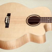 Teton Acoustic-Electric Bass STB130FMCENT