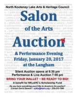 Salon of Arts Poster