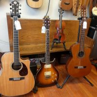 A Sample of Fine Consignment Instruments