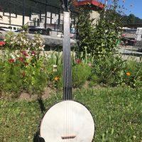 Wickland Banjo – handmade in BC, Canada