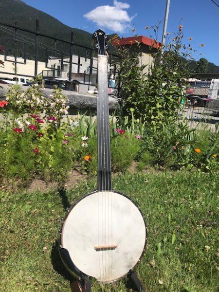 Handmade Fretless Banjo $995