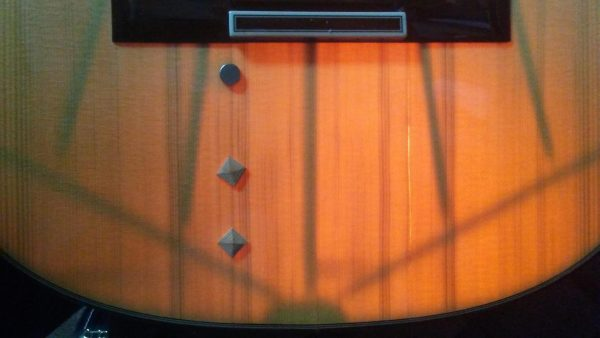 Cordoba F7 Flamenco Guitar Crack Repair